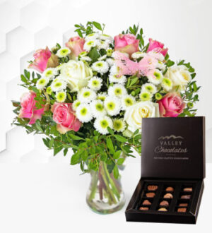 Rose Medley with Chocolates